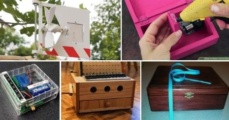 DIY-Music-Box-Projects