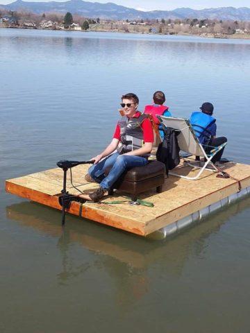 DIY Pontoon Boat Plans