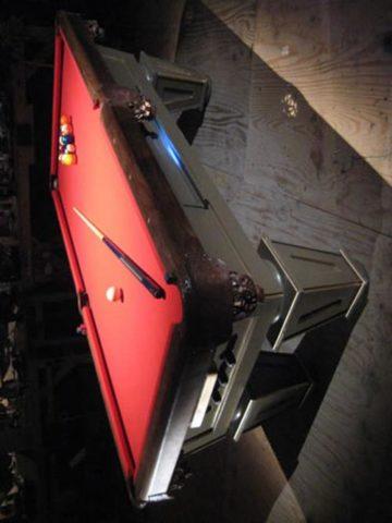 DIY Pool Table Plans