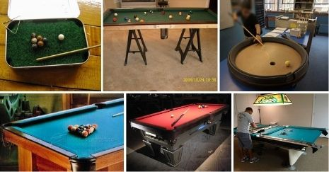 DIY-Pool-Table