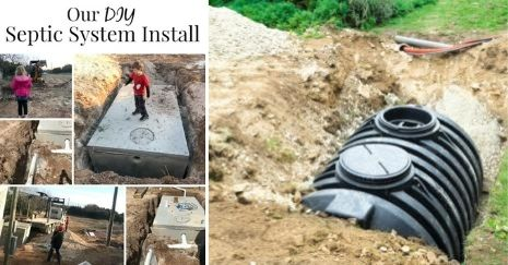DIY-Septic-System