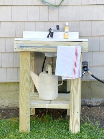 DIY Sink Projects
