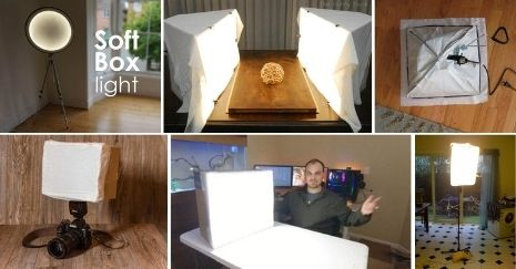 DIY-Softbox-Projects