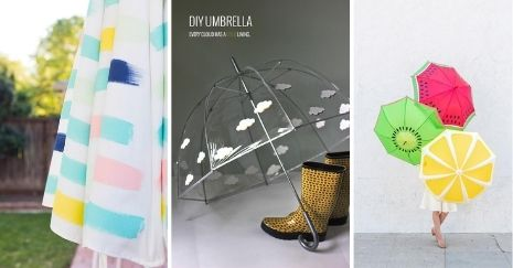 DIY Umbrella