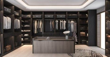 DIY Walk In Closet Projects