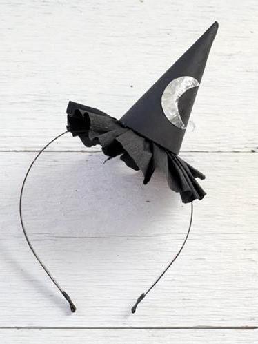 DIY Witch Hat Ideas