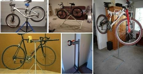 diY-Bike-Repair-Stand-Projects