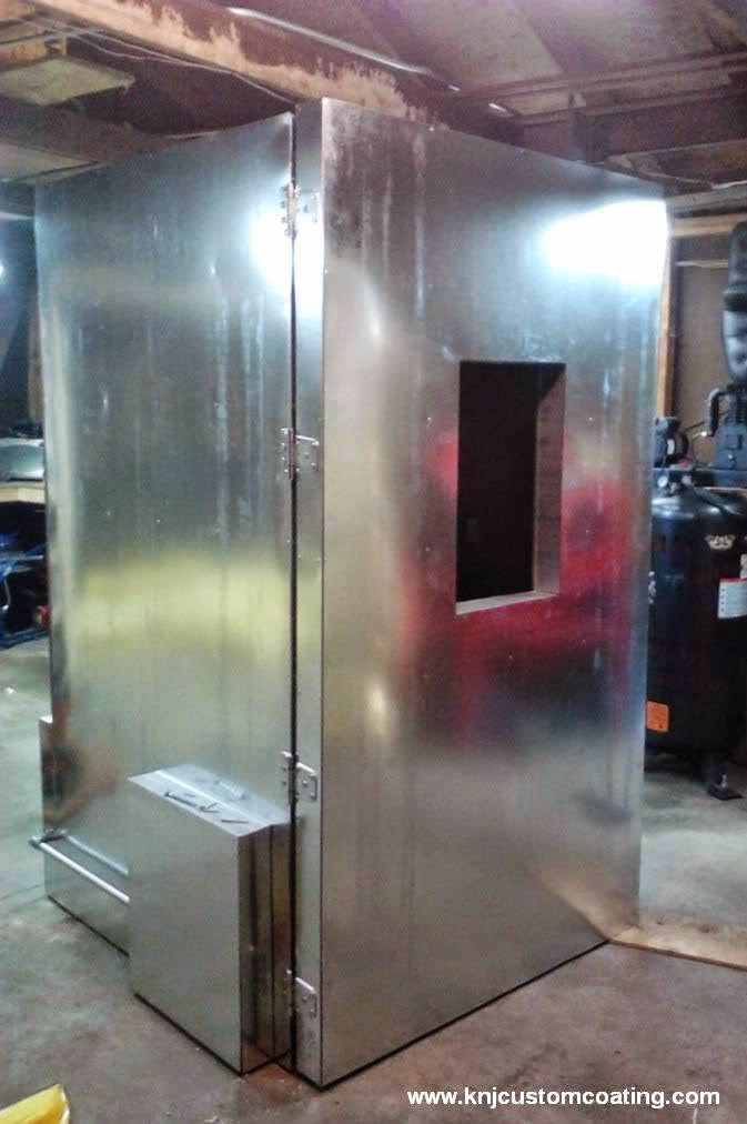 1. How To Build A Powder Coating Oven
