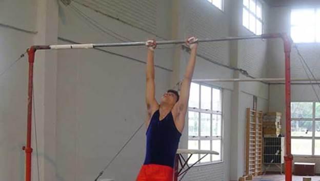 10. How To Make A Gymnastics Bar