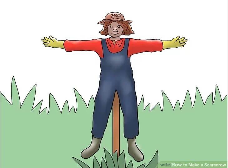 11. 3 Ways To Make A Scarecrow
