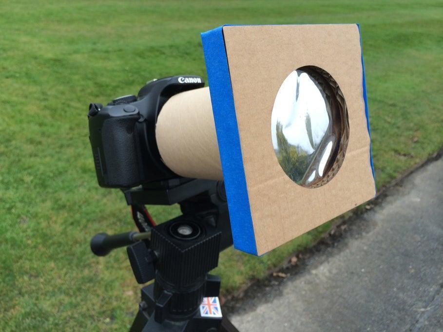 11. DIY Solar Eclipse Viewers