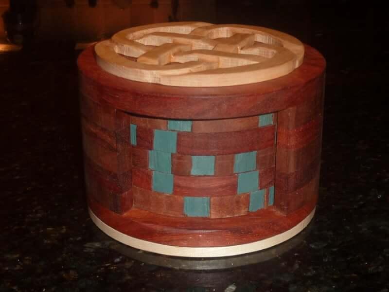 12. Codex Puzzle Box DIY