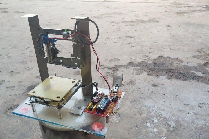 12. DIY CNC Laser Engraver