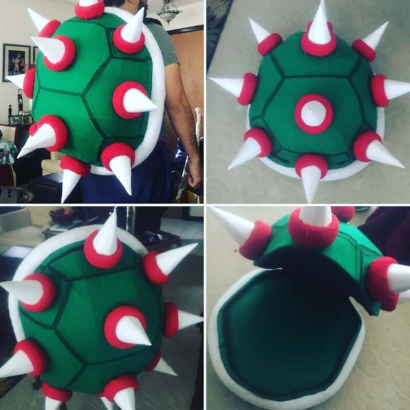 12. How To Make A Super Mario Backpack