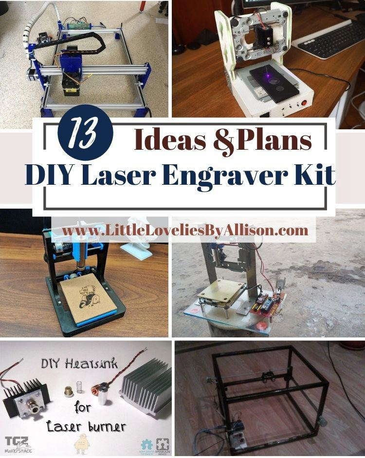 13 DIY Laser Engraver Kit Projects_ Do It Yourself Today