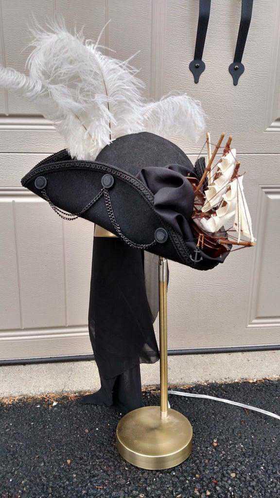 13. Best DIY Pirate Hat