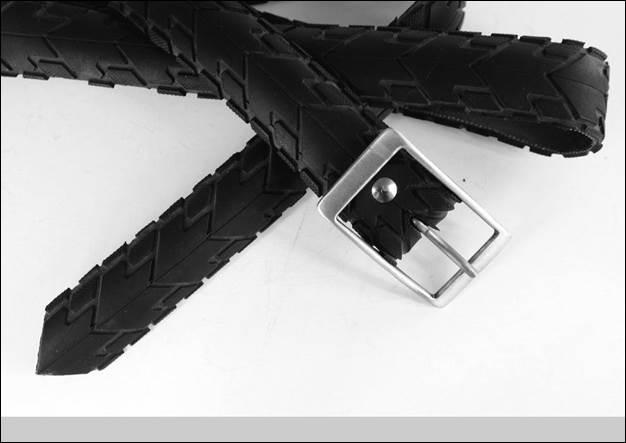 13. DIY Tread Belt