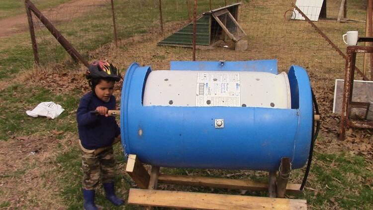 13. Using a Barrel