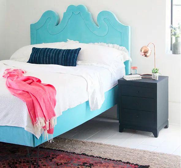 14. DIY Upholstered Box Spring