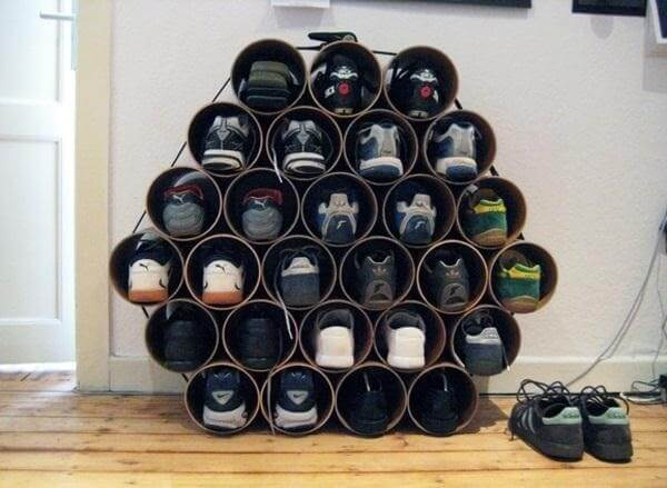 15. A PVC Pipe Solution
