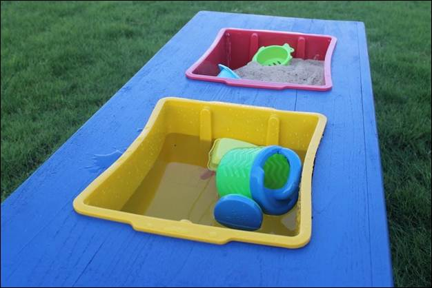 15. DIY Sand And Water Table Tutorial