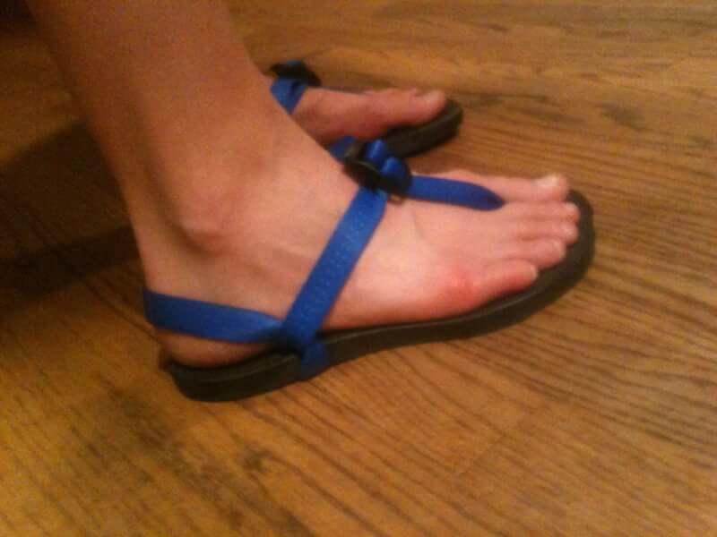16. Modern Huarache Sandals DIY