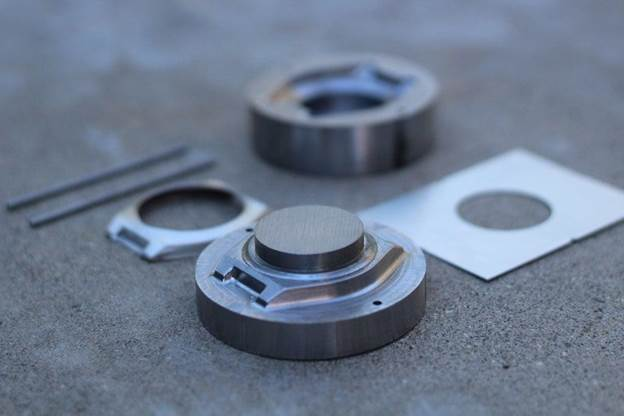 17. DIY Metal Stamping