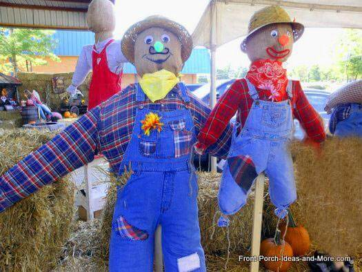 17. How To Build A Scarecrow