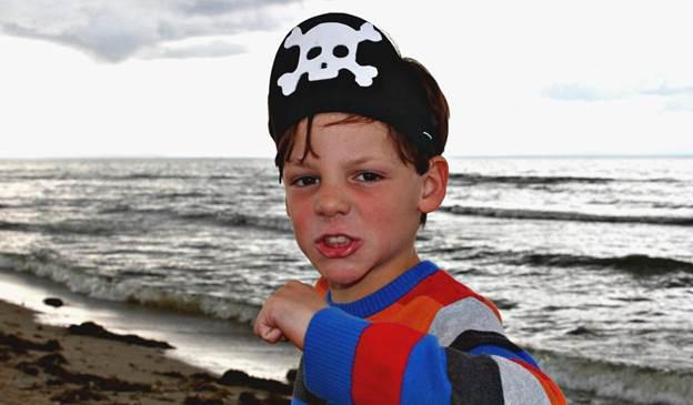 19. How To Make A Foam Pirate Hat