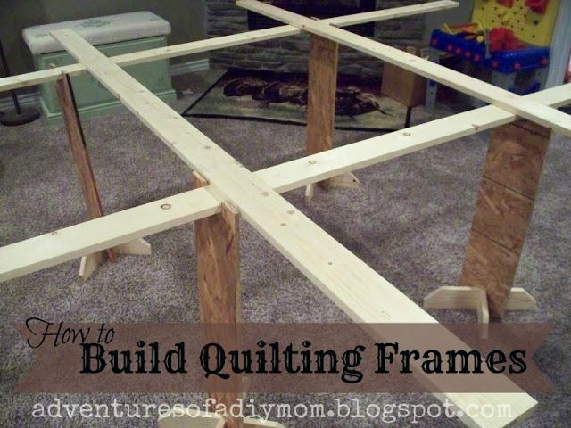 2. How To Build A Quilting Frame