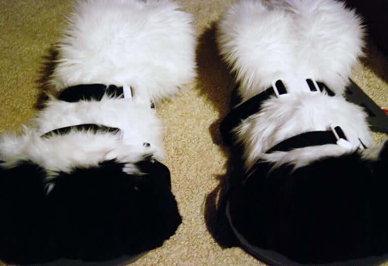 23. Fursuit Sandals DIY