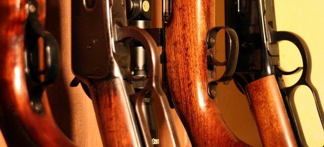 23. Gun Cabinet in Five Steps