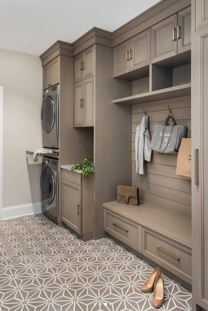 23. Mudroom Laundry Room