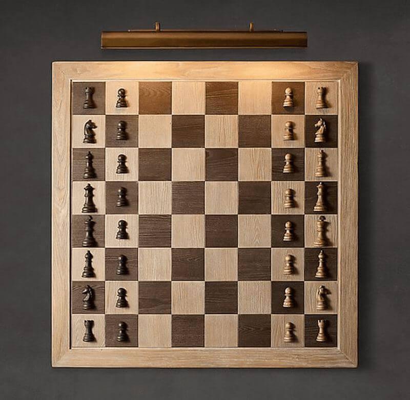 3. Advanced DIY Chess Board