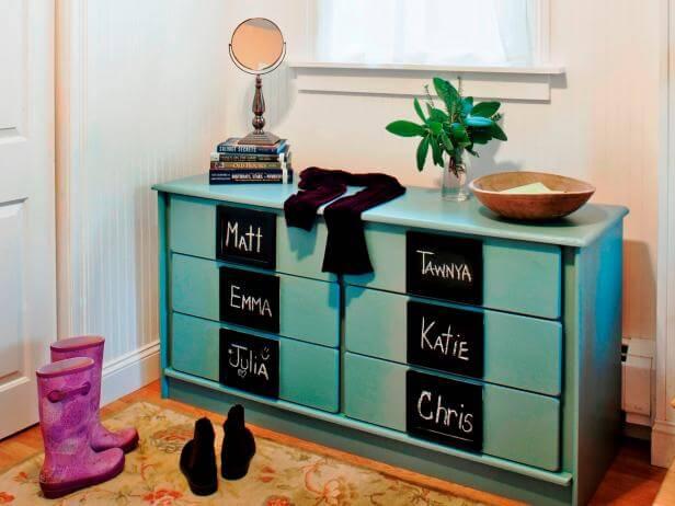 3. An Old Dresser