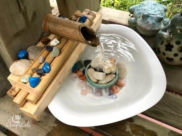 3. DIY Cat Fountain