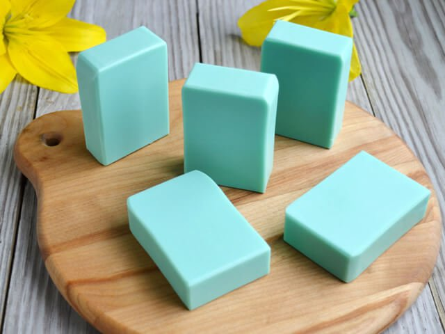 3. DIY Tall And Skinny Soap Mold