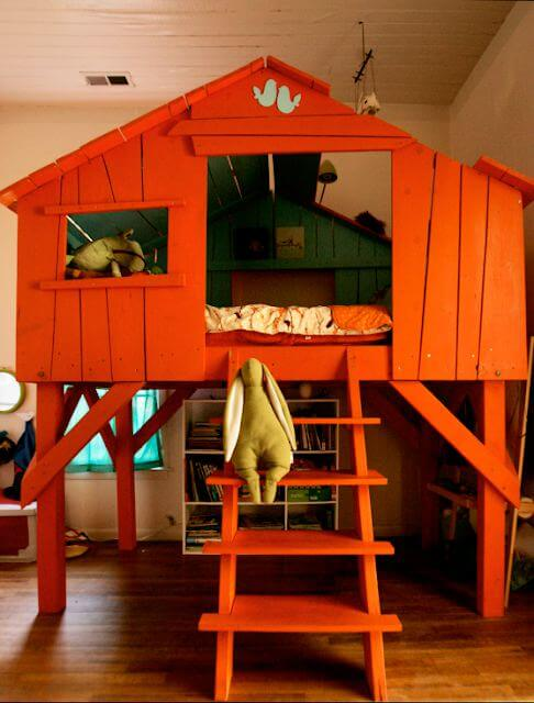 3. The treehouse