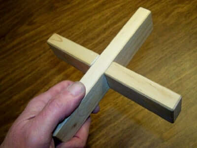 3. Wooden Centrifugal Puzzle DIY