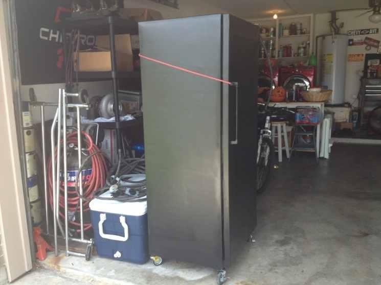5. DIY Powder Coating Oven Build