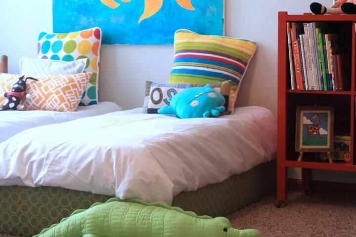 5. Toddle Beds