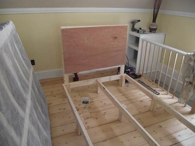 6. $15 Bed Frame
