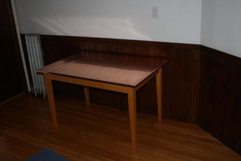 6. Copper Table Top DIY
