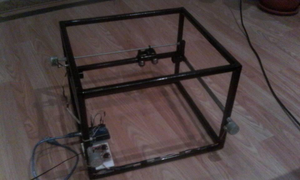 6. DIY Arduino Laser Engraver