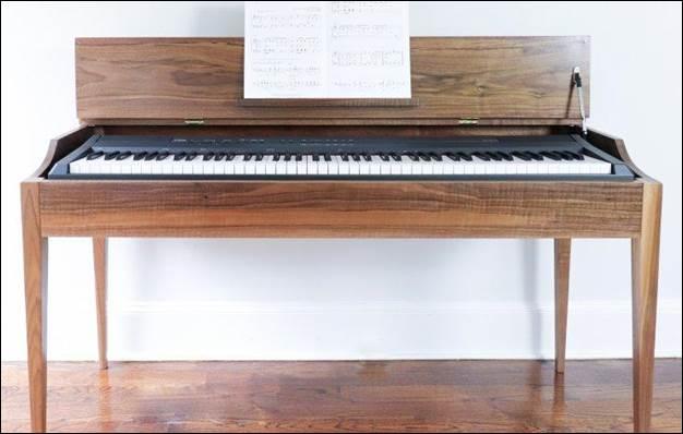 6. DIY Custom Keyboard Stand