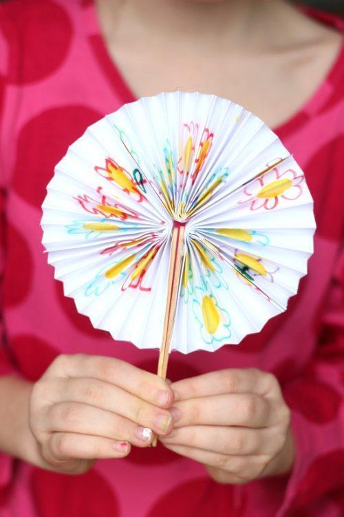 6. How To Make A Pocket Fan