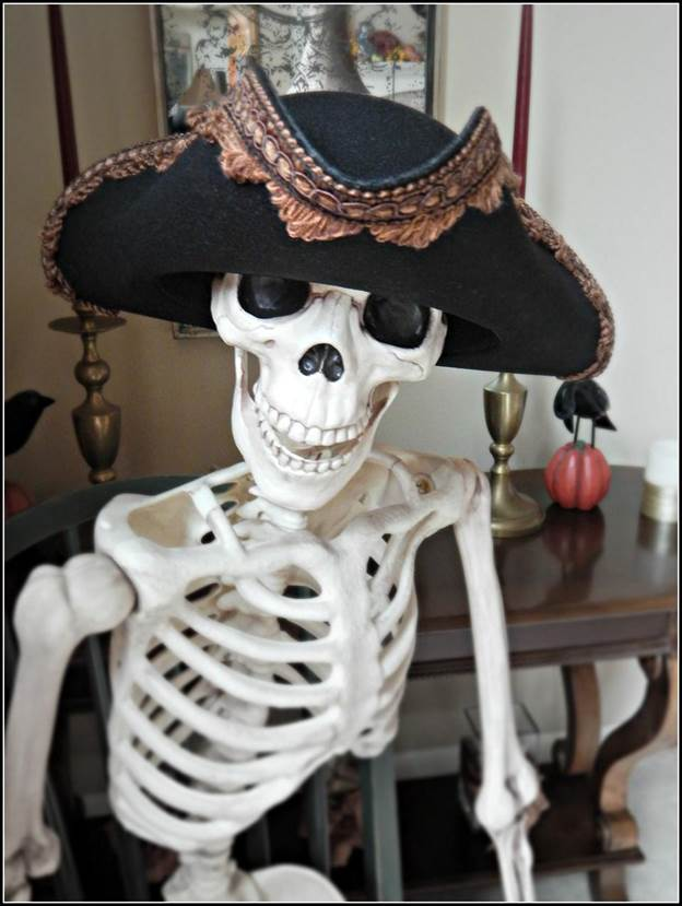6. How To Make A Tricorn Pirate Hat