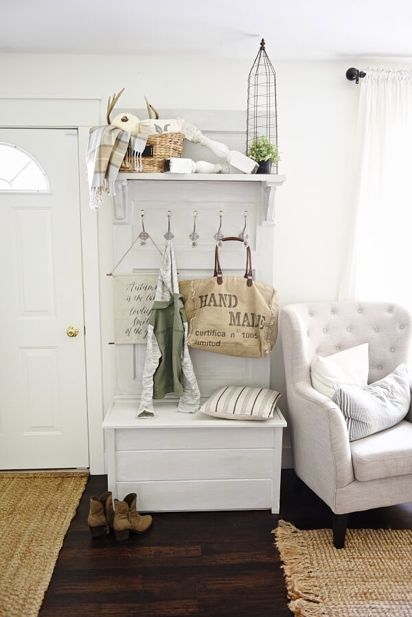 6. Mudrooms for small spaces