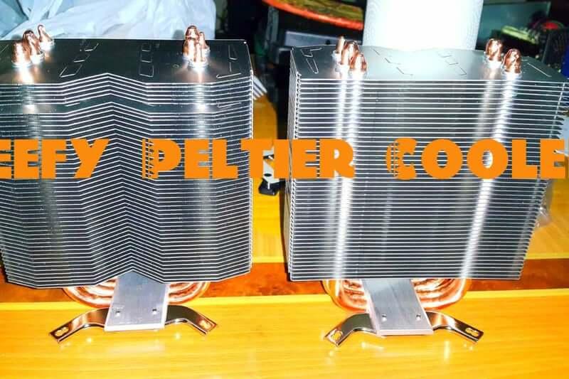 7. Constructing Beefy Peltier Fridge DIY