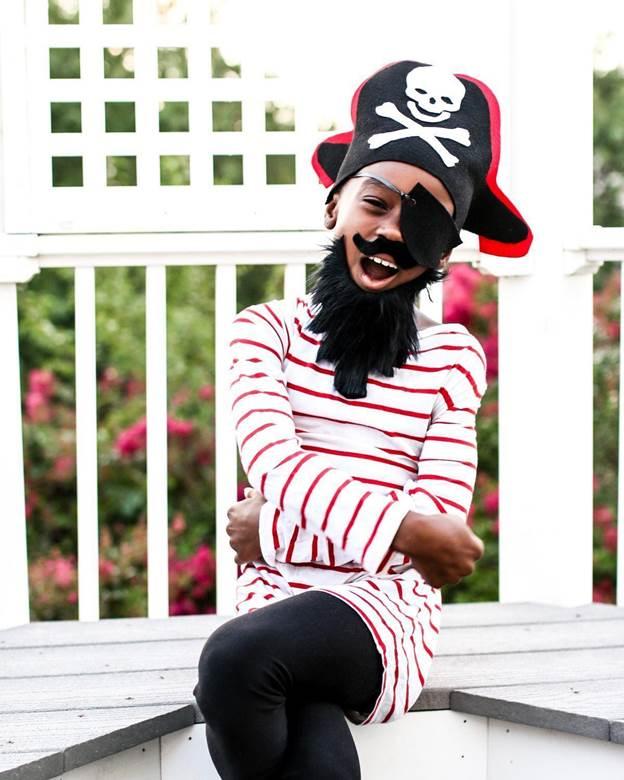 7. Pirate Hat DIY